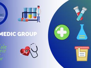 Clinica Biomedic Group (Laboratorio de Análisis Clínicos, Consultorio medico, consultorio Dental, ultrasonidos, Pediatría, Farmacia )